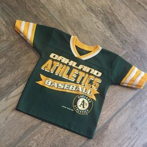 Other - 2001 MLB Oakland A's Jersey